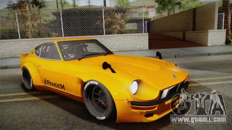 Nissan Fairlady Z 432 Rocket Bunny for GTA San Andreas