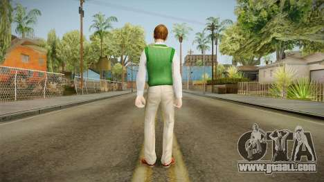 Donald Anderson from Bully Scholarship for GTA San Andreas third screenshot