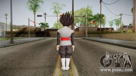 Dragon Ball Xenoverse 2 - Teen Gohan Black for GTA San Andreas third screenshot