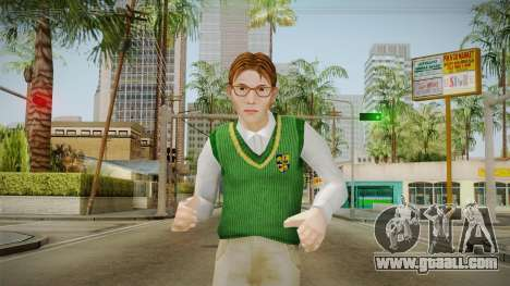 Donald Anderson from Bully Scholarship for GTA San Andreas