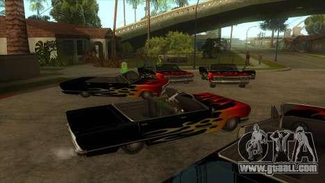 Visual Car Copypaster v1.0 for GTA San Andreas second screenshot