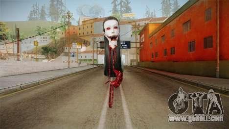 Eye - Krasue for GTA San Andreas second screenshot