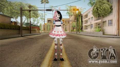 Melanie Martínez v4 for GTA San Andreas second screenshot