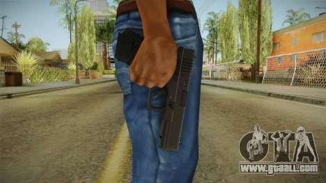 Glock 18 3 Dot Sight for GTA San Andreas third screenshot