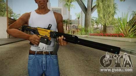 CoD: Infinite Warfare - X-Eon White for GTA San Andreas third screenshot