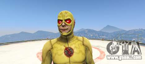 GTA 5 Reverse Flash