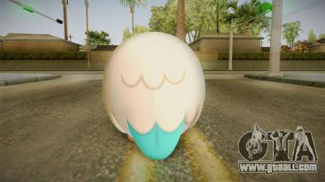 Pokémon SM - Rowlet for GTA San Andreas third screenshot