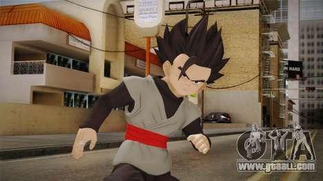 Dragon Ball Xenoverse 2 - Teen Gohan Black for GTA San Andreas