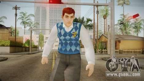 Bif Taylor from Bully Scholarship for GTA San Andreas