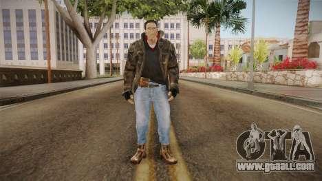 Arnold Schwarzenegger for GTA San Andreas second screenshot