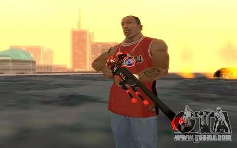 AWP Alliance for GTA San Andreas third screenshot