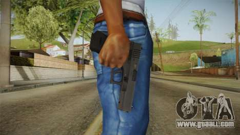 Glock 18 for GTA San Andreas third screenshot