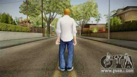 Troy Miller from Bully Scholarship for GTA San Andreas third screenshot