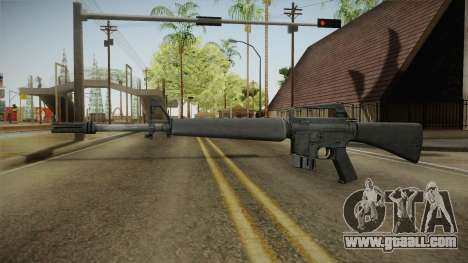 M16 Assault Rifle for GTA San Andreas