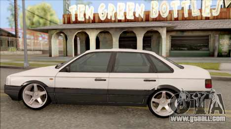 Volkswagen Passat B3 Sedan for GTA San Andreas left view