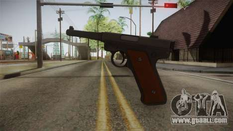 TF2 - Ruger MK2 Pistol for GTA San Andreas second screenshot