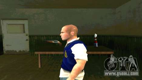 Skin HD Jimmy Hopkins (Bully) for GTA San Andreas third screenshot