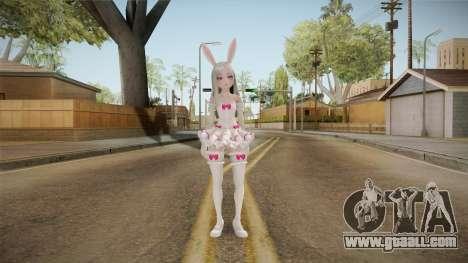 Elin Maid v2 for GTA San Andreas second screenshot