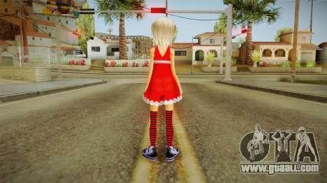 Sera Skin for GTA San Andreas third screenshot