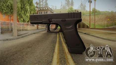 Glock 17 for GTA San Andreas second screenshot