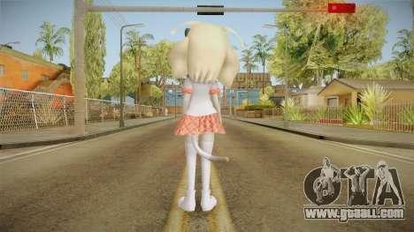 Kemono Friends Lion v2 for GTA San Andreas third screenshot
