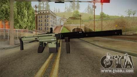 CoD: Infinite Warfare - X-Eon Green for GTA San Andreas