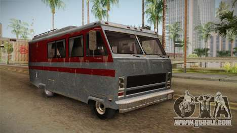 GTA 5 Zirconium Journey Worn for GTA San Andreas right view