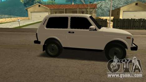 VAZ 2121 ARM for GTA San Andreas right view