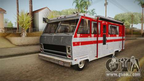 GTA 5 Zirconium Journey Worn for GTA San Andreas