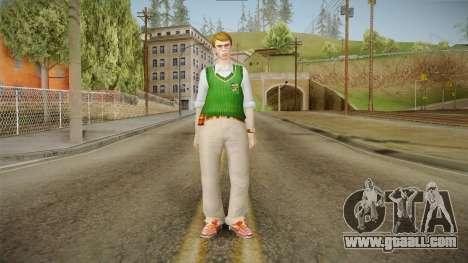 Earnest Jones from Bully Scholarship for GTA San Andreas second screenshot