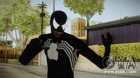 Spider-Man 3 - Venom for GTA San Andreas