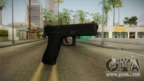 Glock 21 3 Dot Sight for GTA San Andreas second screenshot