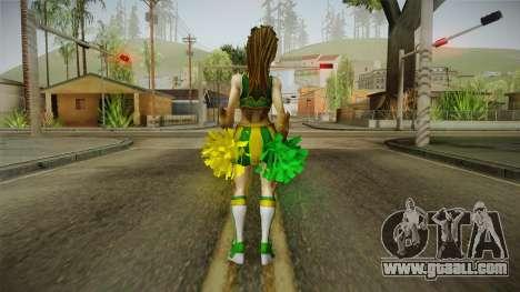 Cheer Captain Kerrigan v3 for GTA San Andreas third screenshot