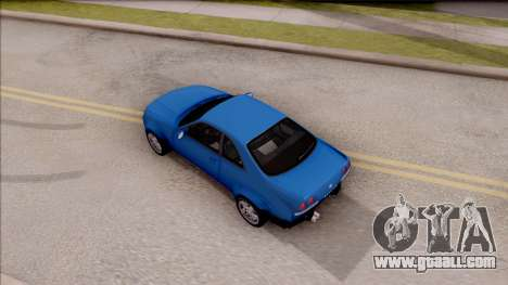 Nissan Skyline R33 Tuned for GTA San Andreas back view