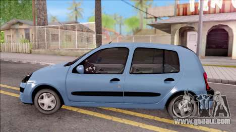 Renault Clio v2 for GTA San Andreas left view