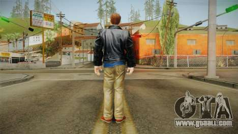 Ricky Pucino from Bully Scholarship for GTA San Andreas third screenshot