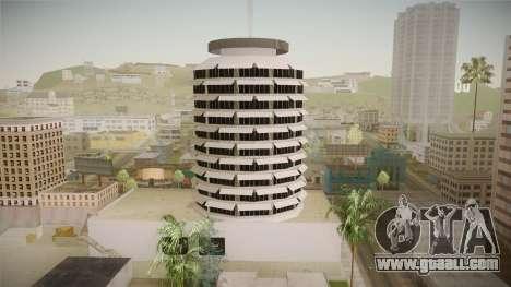 LS_Capitol Records Building v2 for GTA San Andreas