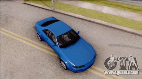 Nissan Skyline R33 Tuned for GTA San Andreas right view