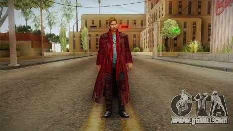 Marvel Future Fight - Star Lord (GOTG Vol. 2) for GTA San Andreas second screenshot