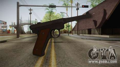 TF2 - Ruger MK2 Pistol for GTA San Andreas