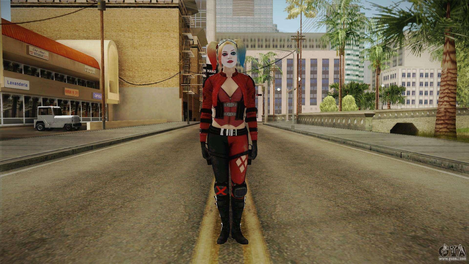 God Eater 2: Rage Burst - Erina der Vogelweid for GTA San ...