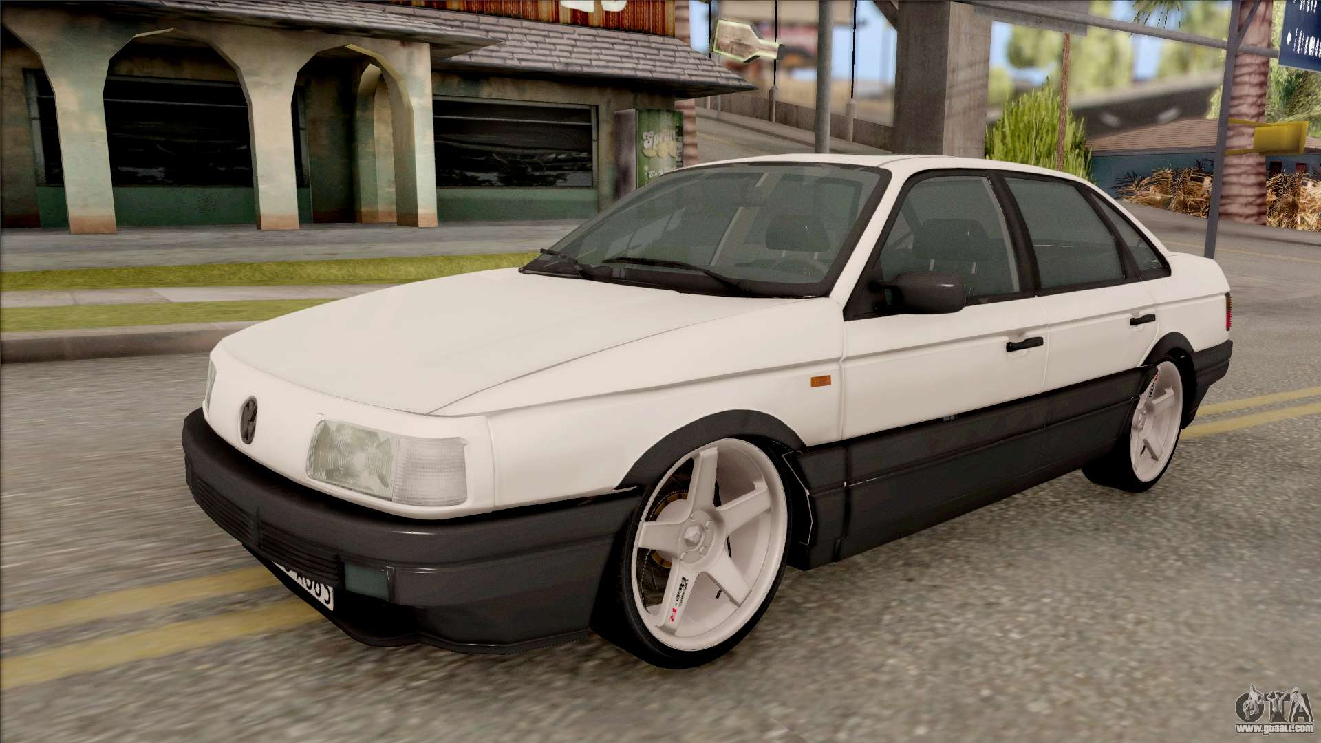 volkswagen passat b3 sedan for gta san andreas. Black Bedroom Furniture Sets. Home Design Ideas