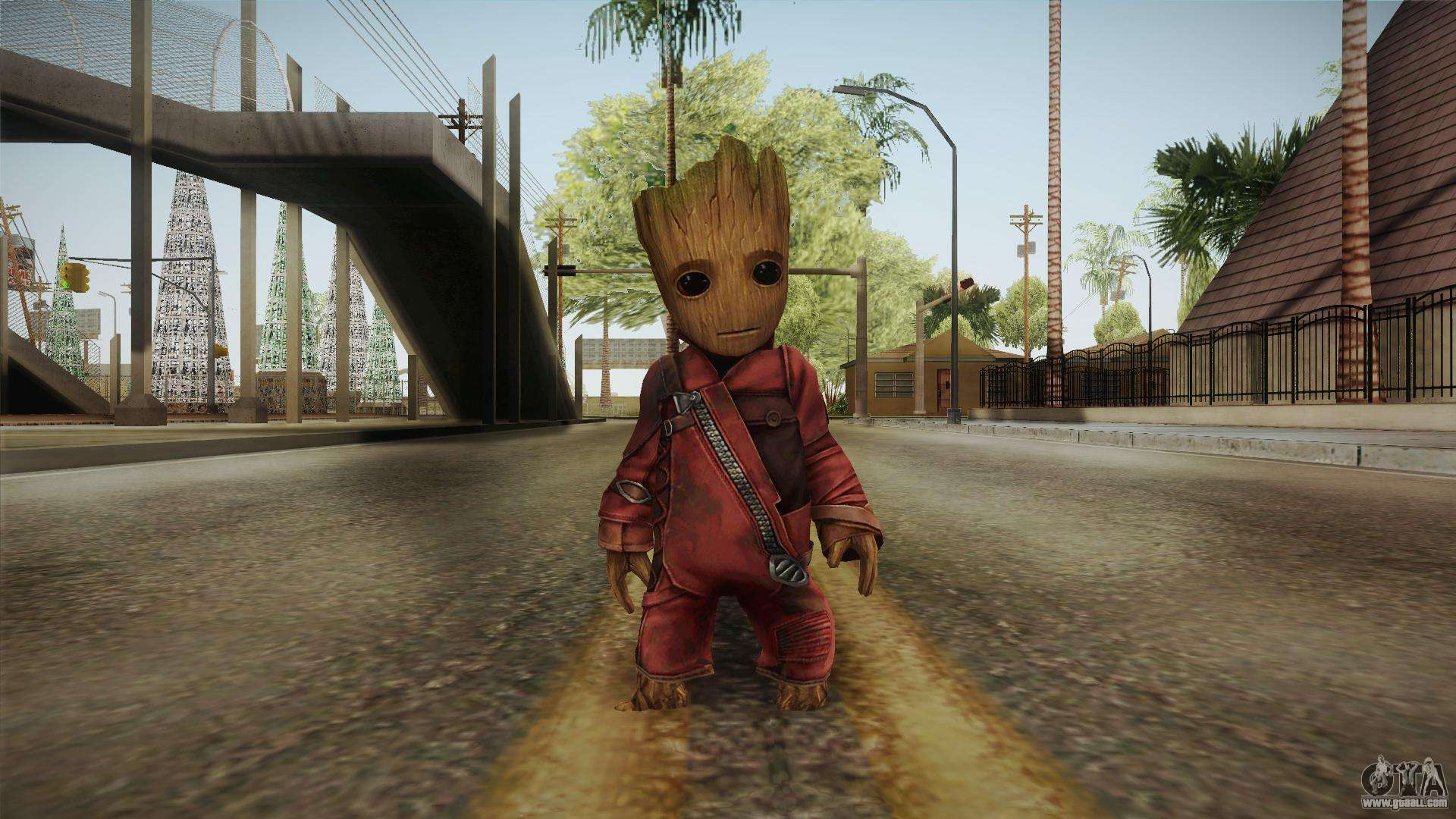 future fight how to get i am also groot