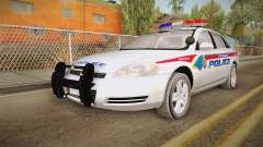 Chevrolet Impala 2006 YRP for GTA San Andreas
