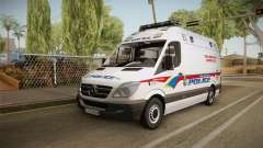 Mecerdes-Benz Sprinter YRP for GTA San Andreas