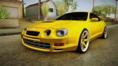 Toyota Celica GT for GTA San Andreas