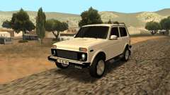 Lada Niva Urban Armenian for GTA San Andreas