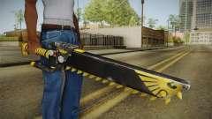 W40K: Deathwatch Chain Sword v2