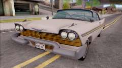 Plymouth Fury 1958 IVF