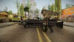 M249 Light Machine Gun v1 for GTA San Andreas